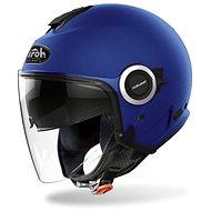 AIROH HELIOS COLOR modrá matná - Prilba na motorku