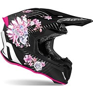 AIROH TWIST MAD čierna/ružová - Prilba na motorku