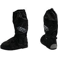 OXFORD návleky na topánky RAIN SEAL s reflexnými prvkami a podrážkou, (čierne) - Nepremoky na motorku