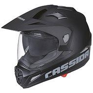 CASSIDA Tour 1.1, (čierna matná) - Prilba na motorku