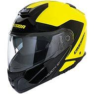 CASSIDA Velocity ST 2.1, (žltá fluo/čierna) - Prilba na motorku