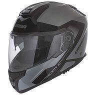 CASSIDA Velocity ST 2.1, (strieborná titánium/čierna) - Prilba na motorku
