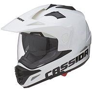 CASSIDA Tour (biela, veľkosť XL) - Prilba na motorku