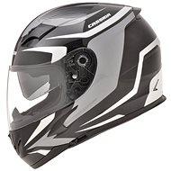 CASSIDA Integral 2.0 (čierna/biela/šedá, veľkosť L) - Prilba na motorku