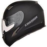 CASSIDA Integral 2.0 (čierna matná, veľkosť S) - Prilba na motorku