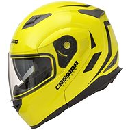 CASSIDA Compress (žltá fluo, veľ. XS) - Prilba na motorku