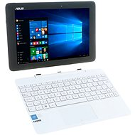 ASUS Transformer Book T100HA-FU027T biely kovový - Tablet PC