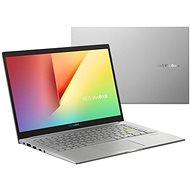 ASUS VivoBook 14  K413EA-EB906T Transparent Silver kovový - Notebook