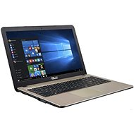 ASUS VivoBook 15 X540LA-DM1052T Chocolate Black - Notebook
