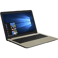 ASUS X540BA-DM104T Chocolate Black - Notebook