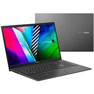 ASUS VivoBook 15 OLED K513EA-OLED137T Indie Black kovový - Notebook