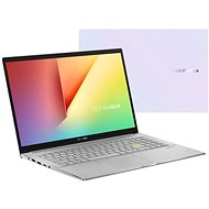 ASUS VivoBook S15 S533EA-BN170T Dreamy White, celokovový - Ultrabook