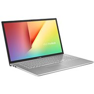 Asus Vivobook 17 X712FA-BX599T Transparent Silver - Notebook