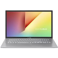 ASUS VivoBook 17 K712EA-BX245T Transparent Silver kovový - Notebook
