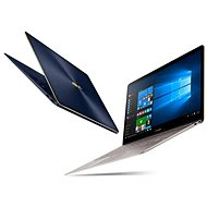 ASUS ZENBOOK 3 Deluxe UX490UA-BE029T modrý kovový - Ultrabook