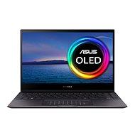 ASUS Zenbook Flip S UX371EA-HL144R Jade Black OLED celokovový - Tablet PC