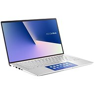 Asus Zenbook 14 UX434FQ-A5077T Icicle Silver celokovový - Ultrabook
