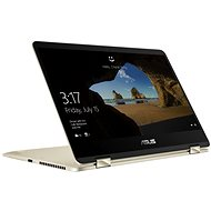 ASUS ZenBook Flip 14 UX461FA-E1066T Icicle Gold - Tablet PC