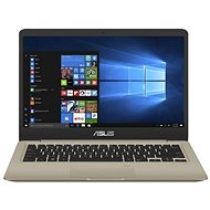 ASUS VivoBook S14 S410UA-EB324T Gold Metal - Notebook