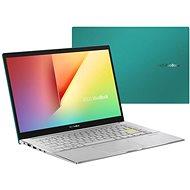ASUS VivoBook S14 M433UA-AM279T Gaia Green kovový - Notebook