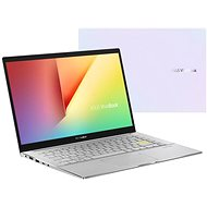 ASUS VivoBook S14 M433UA-AM282T Dreamy White kovový - Notebook