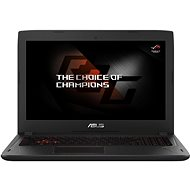 ASUS FX502VE-FY057T Black Aluminium - Herný notebook