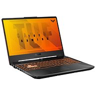 ASUS TUF Gaming F15 FX506LI-HN174T Bonfire Black - Herný notebook