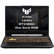 ASUS TUF Gaming F15 FX506HM-HN017T Eclipse Gray kovový - Herný notebook