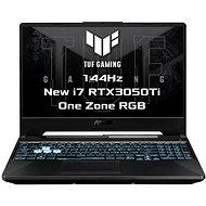 ASUS TUF Gaming F15 FX506HE-HN032T Graphite Black - Herný notebook