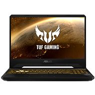 ASUS TUF Gaming FX505DD-BQ121T Black - Herný notebook