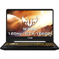 ASUS TUF Gaming FX505DU-AL052T Black