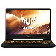 Asus TUF Gaming FX505DU-AL057 Stealth Black - Herný notebook