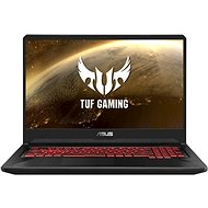 ASUS TUF Gaming FX705GM-EV017 Fekete - Notebook