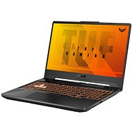 Asus TUF Gaming A15 FA506II-BQ189T Bonfire Black kovový - Herný notebook