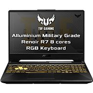 ASUS TUF Gaming FA506IU-AL019T Fortress Gray - Herný notebook