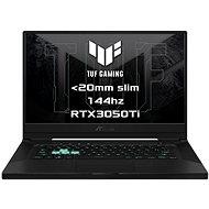 Asus TUF Gaming Dash F15 FX516PE-HN004T Eclipse Gray kovový - Herný notebook