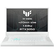 ASUSTUF Gaming DashF15 FX516PC-HN005T Moonlight White - Herný notebook