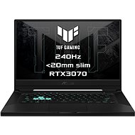 Asus TUF Gaming Dash F15 FX516PR-AZ019T Eclipse Grey