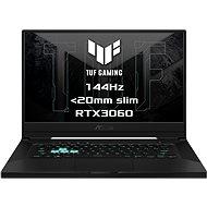 Asus TUF Gaming Dash F15 FX516PM-HN023T Eclipse Gray - Herný notebook