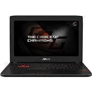 ASUS ROG GL502VM-FY045T kovový - Notebook