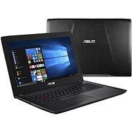 ASUS FX502VM-FY412T Black Aluminum - Notebook
