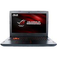 ASUS ROG GL502VS-FY080T kovový - Notebook