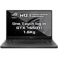 Asus ROG Zephyrus G14 GA401II-HE048T Eclipse Gray bez AniMe Matrix - Herný notebook