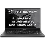 Asus ROG Zephyrus G14 GA401II-AniMe096T Eclipse Gray AniMe Matrix kovový - Herný notebook