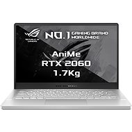 Asus ROG Zephyrus G14 GA401IV-AniMe136T Moonlight White s AniMe Matrix - Herný notebook