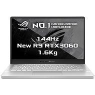 Asus ROG Zephyrus G14 GA401QM-HZ234T Moonlight White metal - Gaming Laptop
