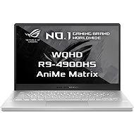 Asus ROG Zephyrus G14 GA401IV-AniMe400T Moonlight White AniMe Matrix - Herný notebook