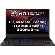 Asus ROG Zephyrus S GX701LXS-HG042T, Black Metal - Gaming Laptop