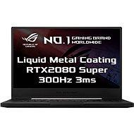 Asus ROG Zephyrus S GX502LXS-HF047T Black Brushed Metallic - Gaming Laptop