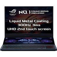 Asus ROG Zephyrus Duo GX550LWS-HF093T Gunmetal Gray kovový - Herný notebook